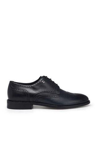 Pierre Cardin Hakiki Deri Klasik Erkek Ayakkabı 07337A4005N LACİVERT