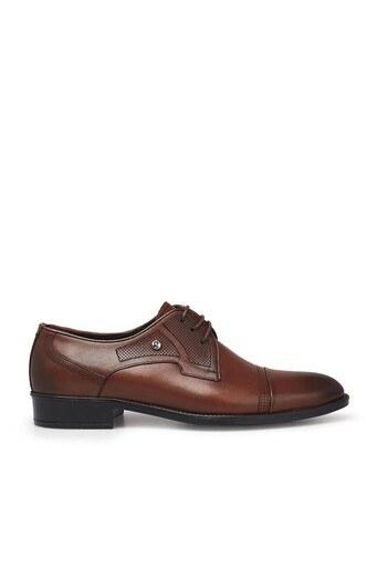 Pierre Cardin Hakiki Deri Klasik Erkek Ayakkabı 07363352N TABA