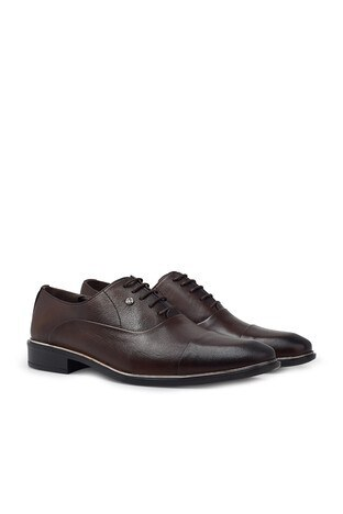 Pierre Cardin Klasik Erkek Ayakkabı 073707812E KAHVE