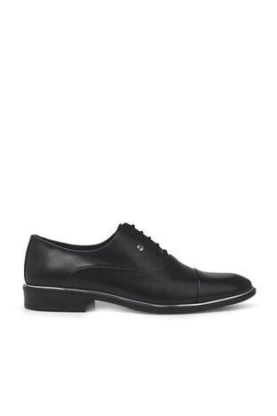 Pierre Cardin Klasik Erkek Ayakkabı 073707812E SİYAH