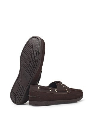 Pierre Cardin Nubuk Loafer Erkek Ayakkabı 07330D20L KAHVE NUBUK