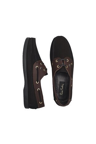 Pierre Cardin Erkek Ayakkabı 07330D20L SİYAH NUBUK
