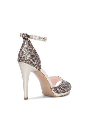 Pierre Cardin Topuklu Bayan Ayakkabı 54033 ALTIN