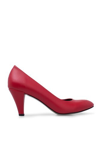 Pierre Cardin Topuklu Bayan Ayakkabı PC50178 KIRMIZI