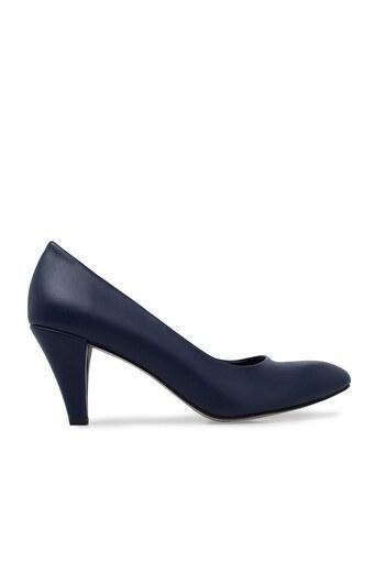Pierre Cardin Topuklu Bayan Ayakkabı PC50178 LACİVERT