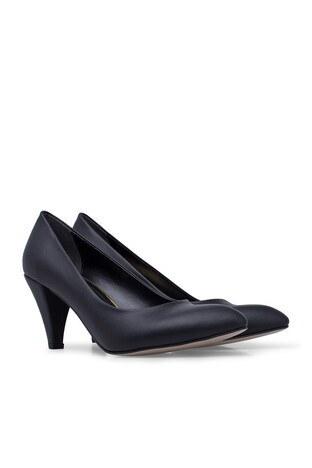 Pierre Cardin Topuklu Bayan Ayakkabı PC50178 SİYAH