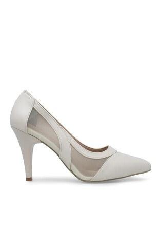 Polaris - Polaris Topuklu Bayan Ayakkabı 315116Z BEJ