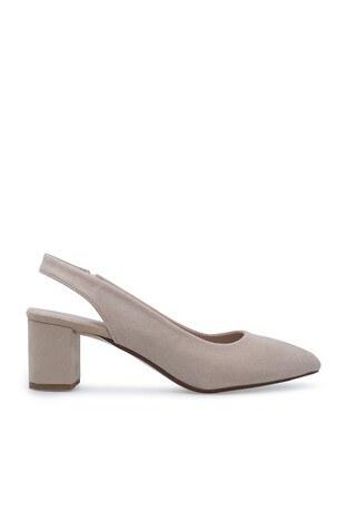 Polaris - Polaris Topuklu Bayan Ayakkabı 315122Z BEJ