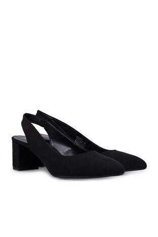 Polaris Topuklu Bayan Ayakkabı 315122Z SİYAH