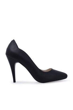 Polaris - Polaris Topuklu Bayan Ayakkabı 315173Z SİYAH