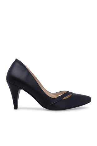 Polaris Topuklu Bayan Ayakkabı 315193Z SİYAH