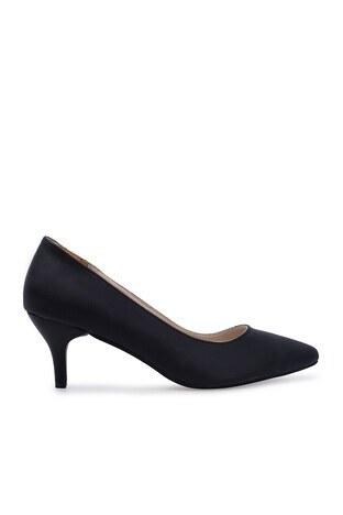 Polaris - Polaris Topuklu Bayan Ayakkabı 91307282Z SİYAH