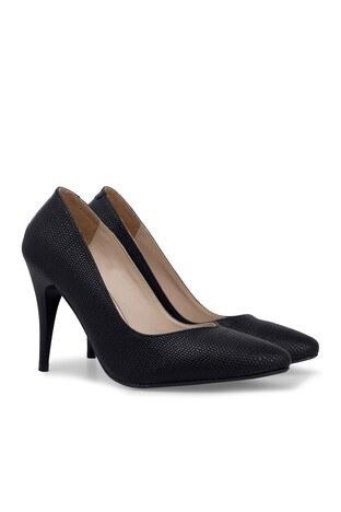 Polaris Topuklu Bayan Ayakkabı 92307263YZ SİYAH