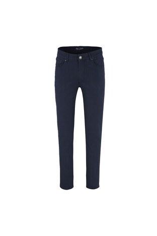 Polo Club - Buratti Polo Club Jeans Erkek Pamuklu Pantolon SULFUR P LACİVERT