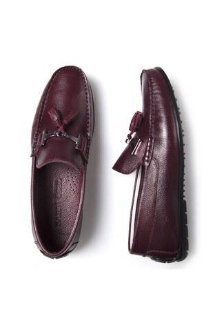 SABRİ ÖZEL Erkek Ayakkabı 41324B BORDO