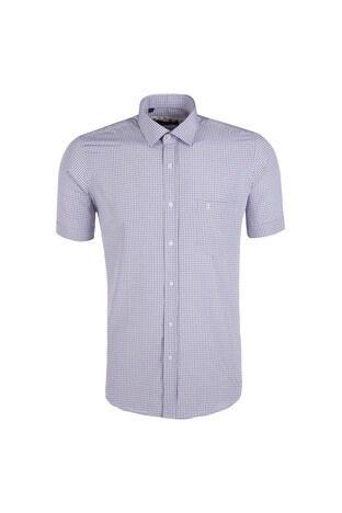 Sabri Özel - SABRİ ÖZEL Erkek Gömlek 4183703 LİLA