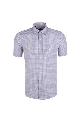 SABRİ ÖZEL Erkek Gömlek 4183703 LİLA