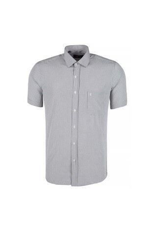 Sabri Özel - SABRİ ÖZEL Erkek Gömlek 4183807 SİYAH