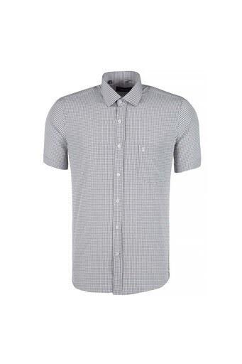 SABRİ ÖZEL Erkek Gömlek 4183807 SİYAH
