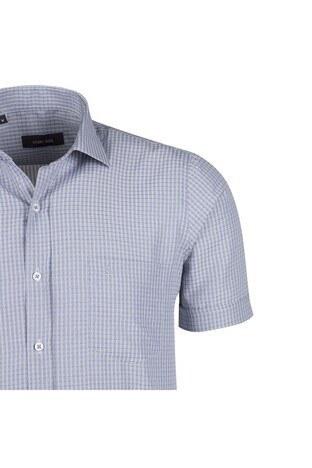 SABRİ ÖZEL Erkek Gömlek 4183849 LACİVERT