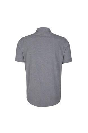 SABRİ ÖZEL Erkek Gömlek 4183964 SİYAH