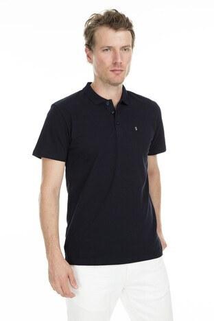 Sabri Özel Polo Erkek T Shirt S00000007103 LACİVERT