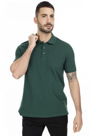 Sabri Özel - Sabri Özel Polo Erkek T Shirt T446688 YEŞİL