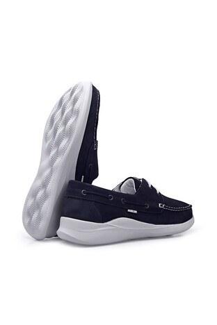 Scooter Büyük Numara Nubuk Deri Günlük Erkek Ayakkabı X1090N LACİVERT