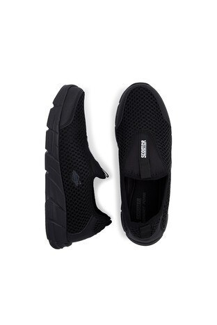Scooter Memory Foam Günlük Erkek Ayakkabı M5430T SİYAH