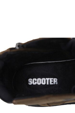 SCOOTER /SİYAH 07/40 Erkek Bot M5400C OLİVE