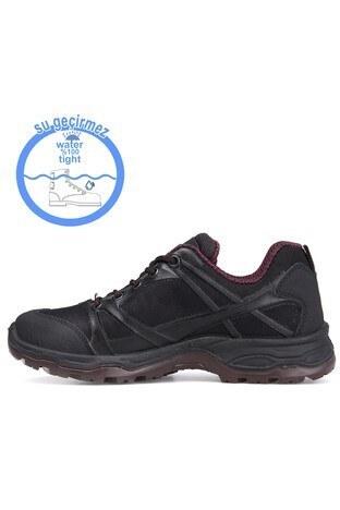 SCOOTER Bayan Ayakkabı G5226T SİYAH-BORDO