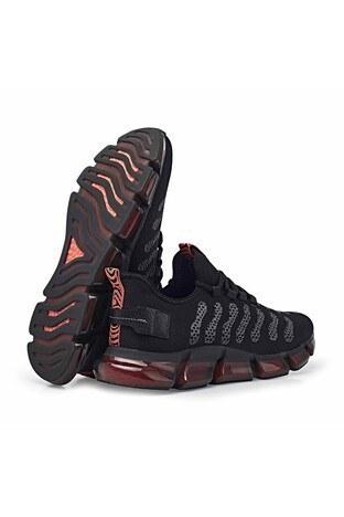 Scootland Casual Erkek Ayakkabı 152-13240 SİYAH-GRİ