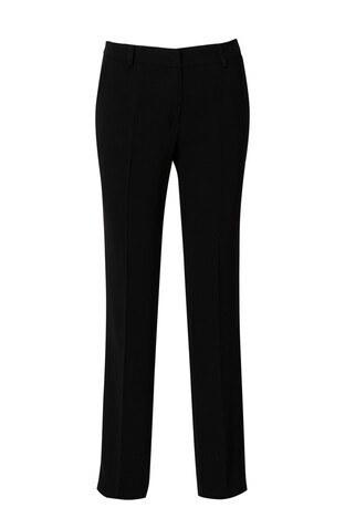 Seçil - Seçil Orta Bel Klasik Bayan Pantolon 1033039 SİYAH