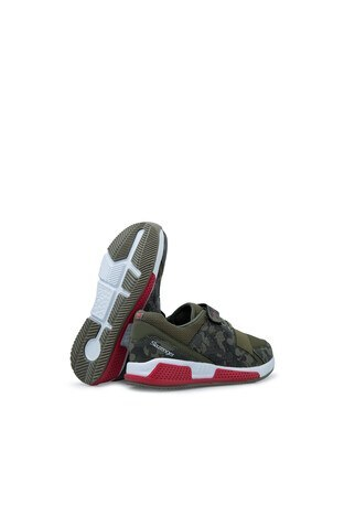 Slazenger Efect P Spor Çocuk Ayakkabı SA10LP039 HAKİ