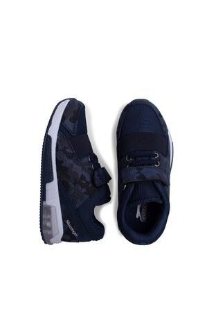 Slazenger Çocuk Ayakkabı SA10LP070 LACİVERT-KAMUFLAJ