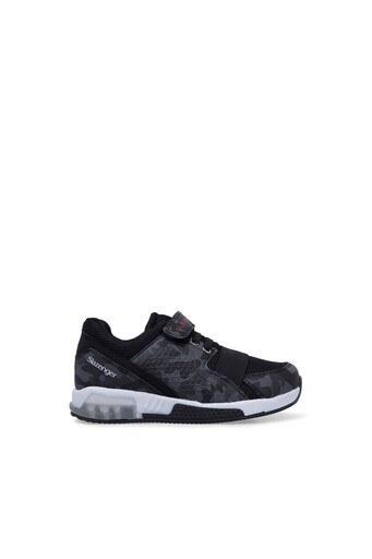 Slazenger Çocuk Ayakkabı SA10LP070 Siyah-Kamuflaj