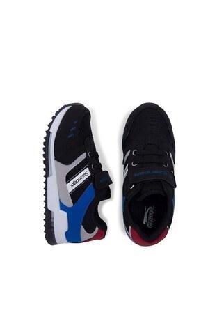 Slazenger Emily P Spor Çocuk Ayakkabı SA10LP071 SİYAH