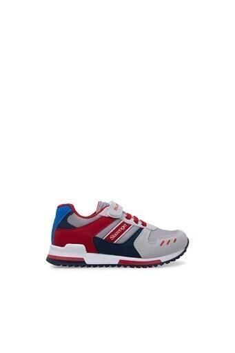 Slazenger Emily Spor Çocuk Ayakkabı SA10LF091 GRİ