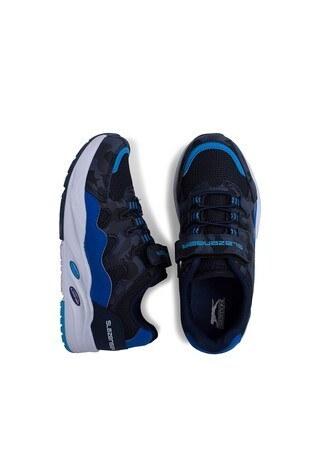 Slazenger Energy Spor Çocuk Ayakkabı SA10LF060 LACİVERT-MAVİ
