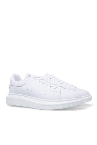 Slazenger Gamba Günlük Giyim Erkek Ayakkabı SA10LE094 BEYAZ