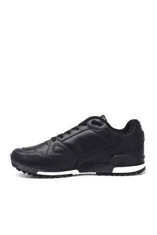 Slazenger Günlük Spor Erkek Ayakkabı MARTIN E SİYAH-BEYAZ