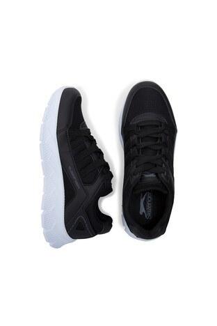 Slazenger Erkek Ayakkabı SA10RE219 SİYAH-BEYAZ