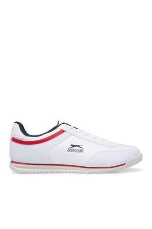 Slazenger - Slazenger Mojo Günlük Giyim Erkek Ayakkabı SA10LE012 BEYAZ-KIRMIZI