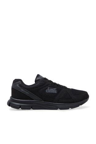Slazenger - Slazenger Pera Koşu & Yürüyüş Erkek Ayakkabı SA10RE013 SİYAH