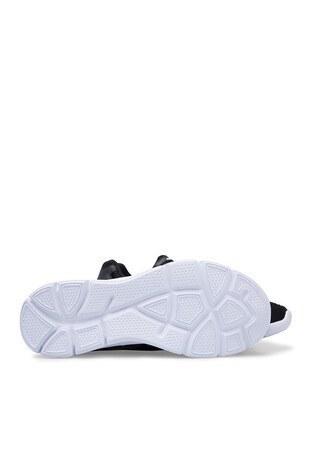 Slazenger Erkek Ayakkabı SA10RE013 SİYAH-BEYAZ