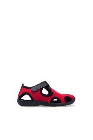 Slazenger - Slazenger Unni Spor Çocuk Ayakkabı SA10LP026 KIRMIZI