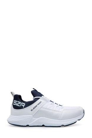 Slazenger - Slazenger Zafira Koşu & Yürüyüş Erkek Ayakkabı SA10RE066 BEYAZ