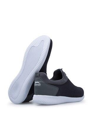 Slazenger Erkek Ayakkabı SA10QE017 KOYU GRİ