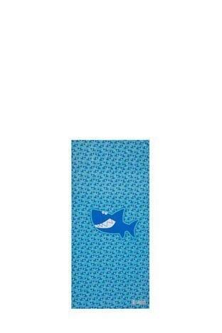 Slipstop 70 x 150 Toothy Çocuk Havlu SH18110013 MAVİ