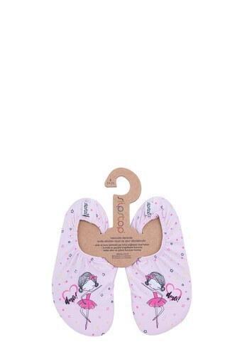 Slipstop Dancer Kaydırmaz Havuz ve Deniz Çocuk Ayakkabı SS20110300 PEMBE